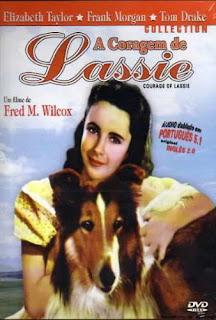Assista A Coragem de Lassie