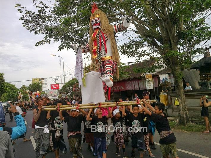 Ogoh-ogoh Bali