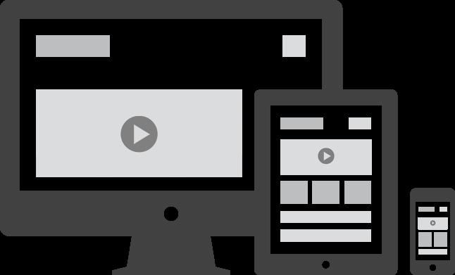 responsive video