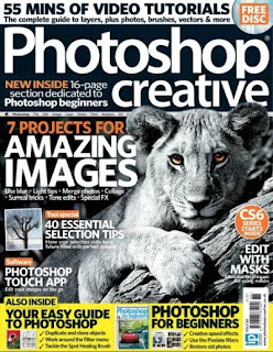 PHOTOSHOP CRATIVE MAGAZINE 2012 ENGLISH