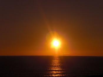 Posta de Sol. EL GOLFO (Lanzarote)