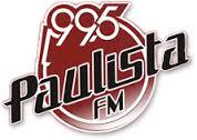 ouvir a Rádio Paulista FM 99,5 Avaré SP