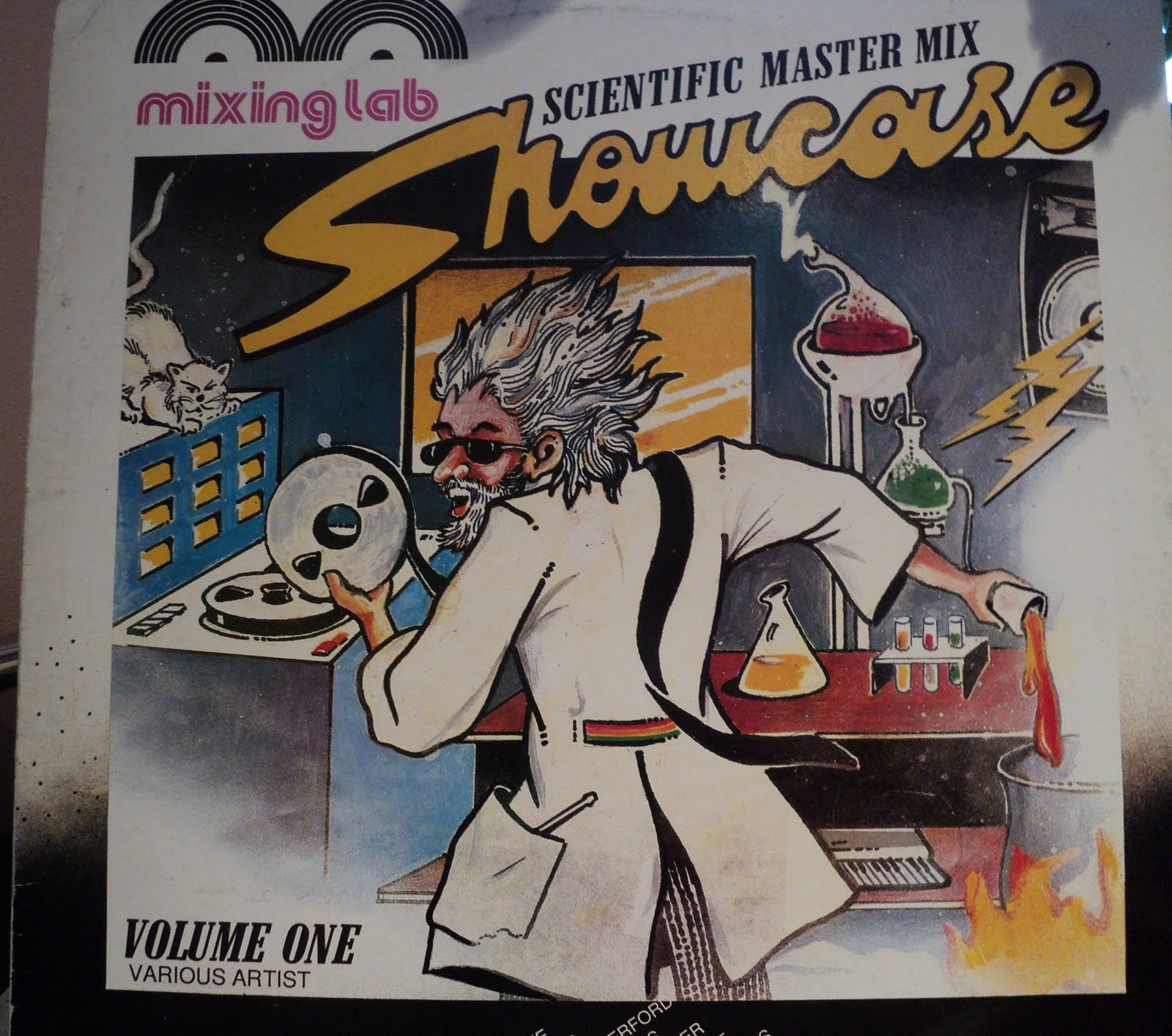 Scientific Master Showcase Vol.1