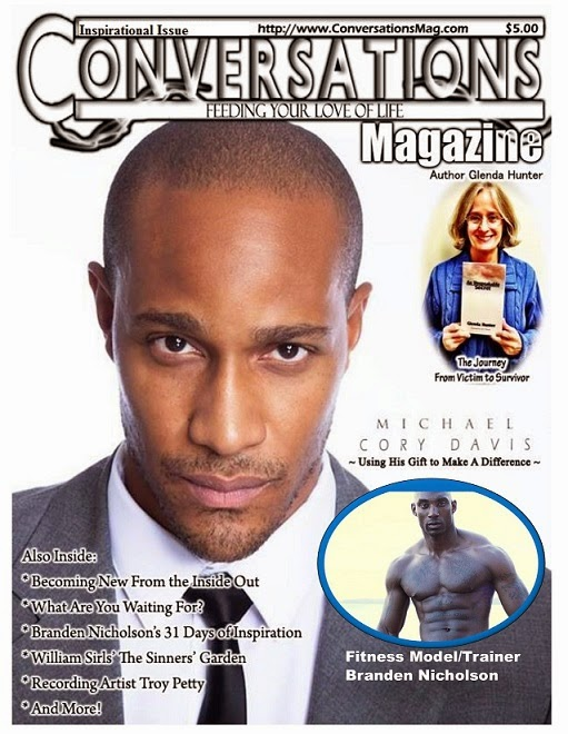 Conversations Magazine's Inspirational Issue