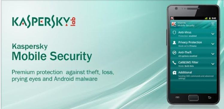 Kaspersky Mobile Security v9.10.118 Download