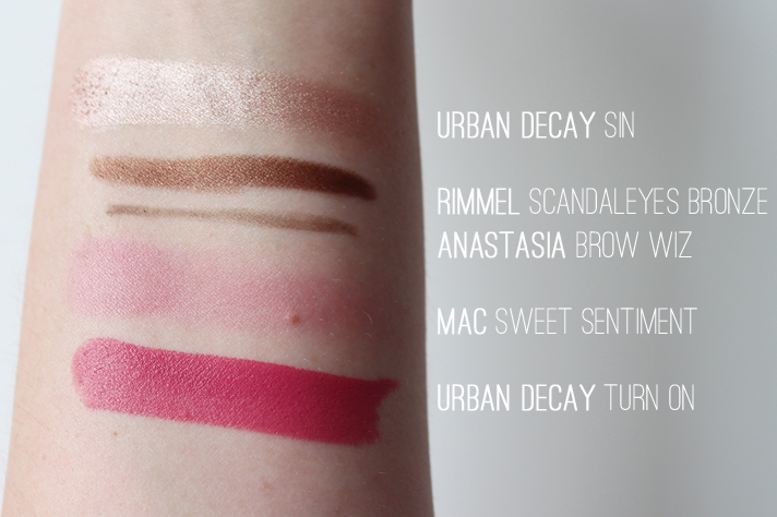 MOST LOVED | January '15 - Swatches - CassandraMyee
