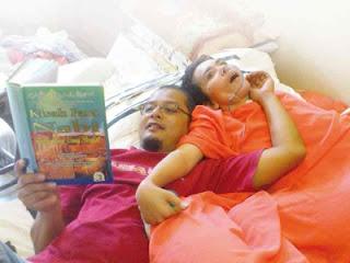 Kisah Cinta Murni Seorang Lelaki Abil Fikri Ahmad dan Fauziah Muhamad