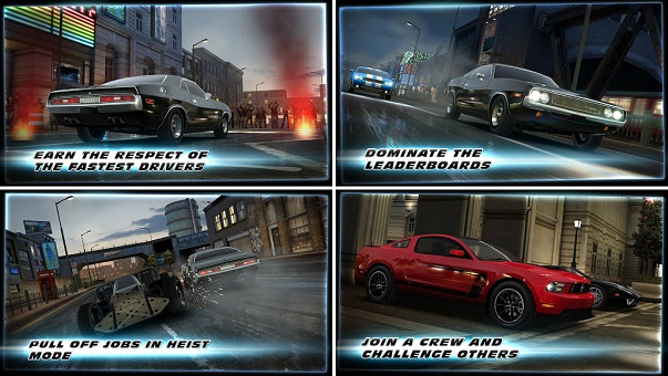 The Fast & Furious 6 Game For Android