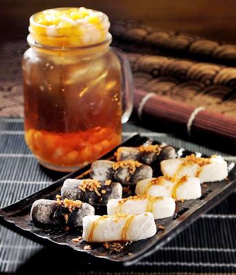 Japanese Q Mochi, meet fresh, dessert, mochi, pavilion kl