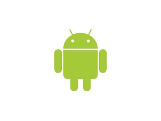 Android Logo Black