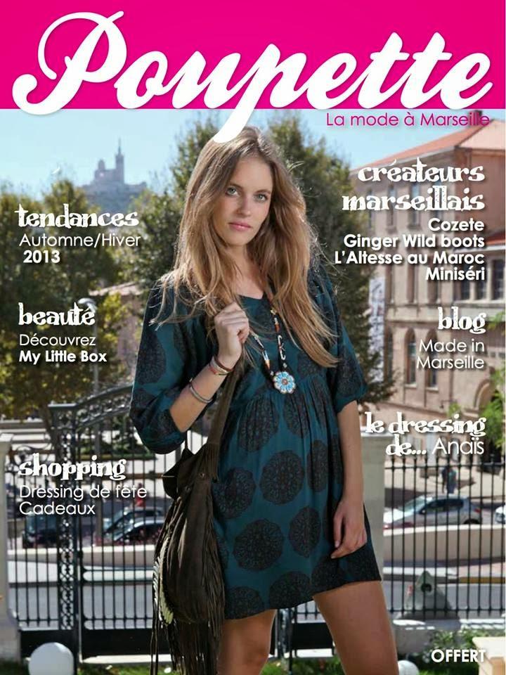 Poupette magazine