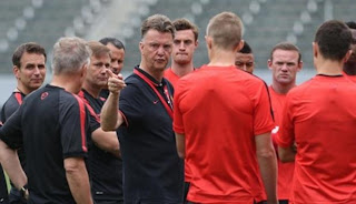 Louis Van Gaal United