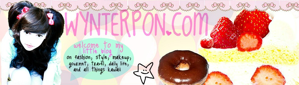 【WYNTERPON♥com】