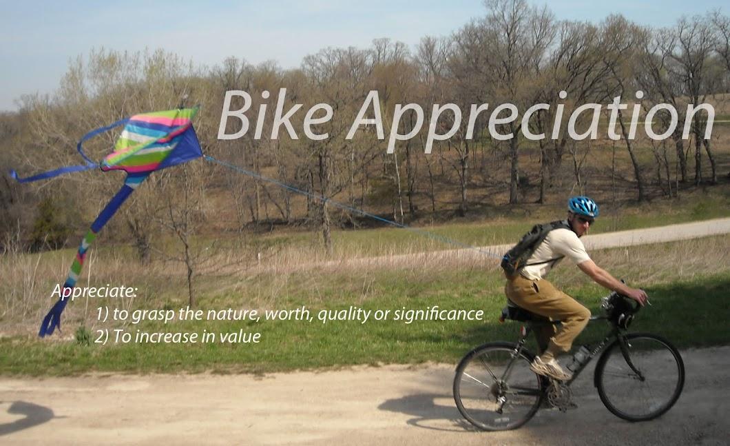 Bike Appreciation