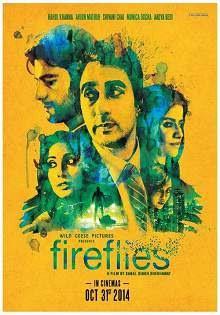Fireflies (2014) Hindi Movie Poster