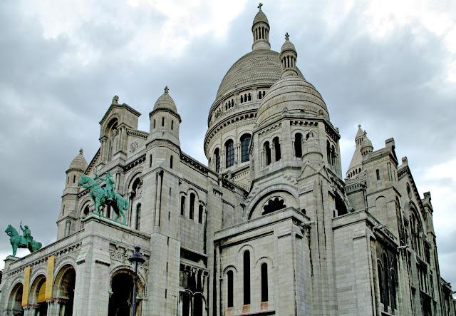 Sacré-Coeur poze frumoase  Paris images