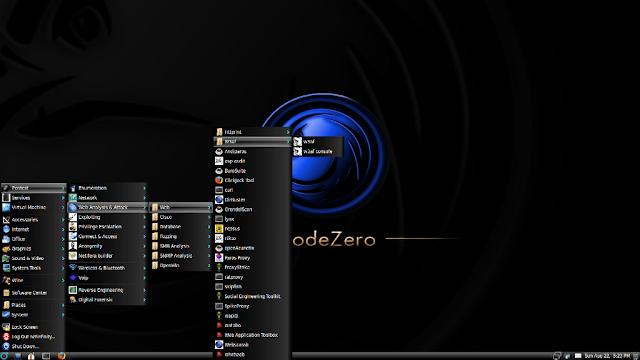 NodeZero Linux Pentest