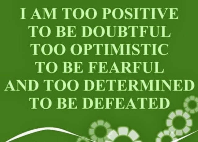 Greatest Positivity Quotes