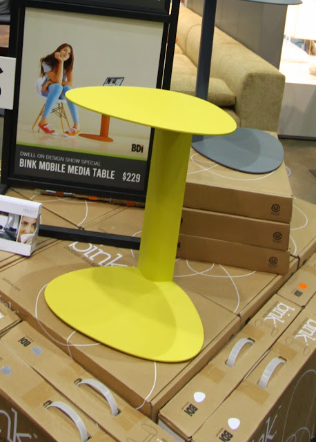 Dwell on Design 2013 Blink Mobile Media Table