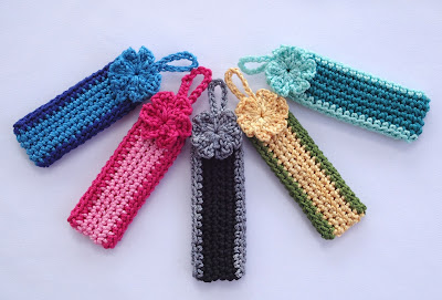 Crochet Patterns Keychain : Crochet Key Chains from Stitch of Love