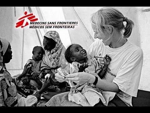 Seja um doador do Médicos Sem Fronteiras