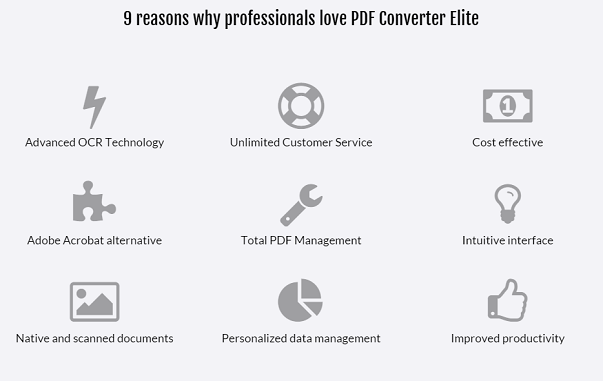 Five Ways to Boost Your Productivity with PDF Converter Elite 4
