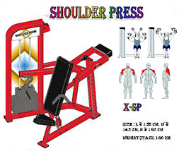 Shoulder Press Red