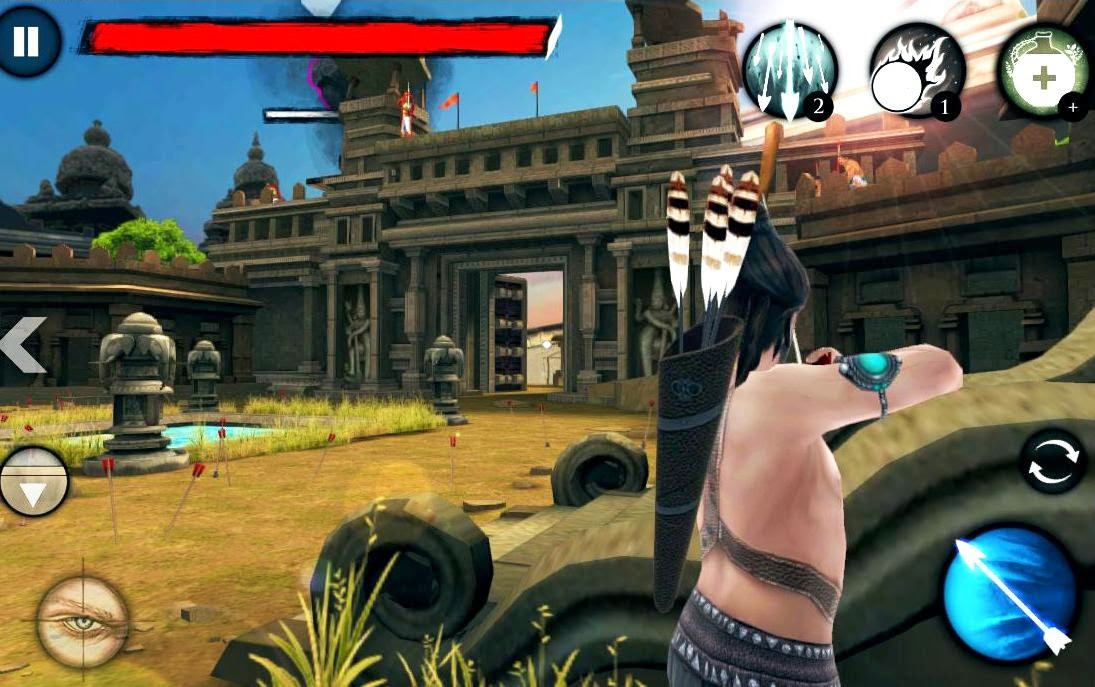 Kochadaiiyaan Reign of Arrows android