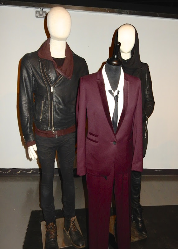 Original Doctor Who Time Heist costumes