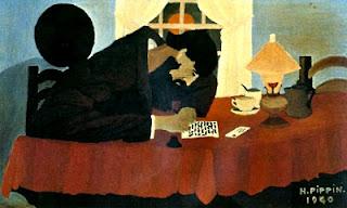L'escriptor (Horace Pippin)