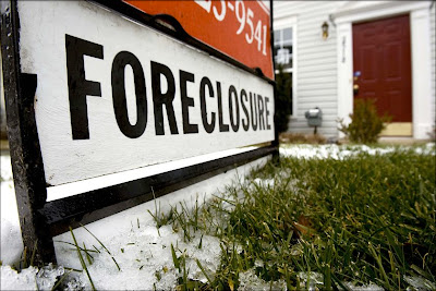 Foreclosure purchase terms and conditions affect overall value