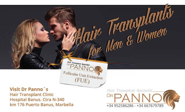 dr panno hair transplant