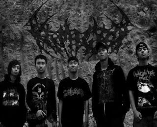 Demigod Band Death Metal Sumedang