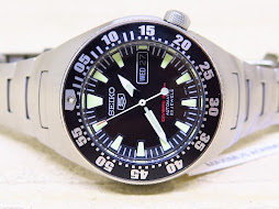 SEIKO 5 DIVER 200M AUTOMATIC SKZ201J1 LIMITED 40TH ANNIVERSARY EDITION