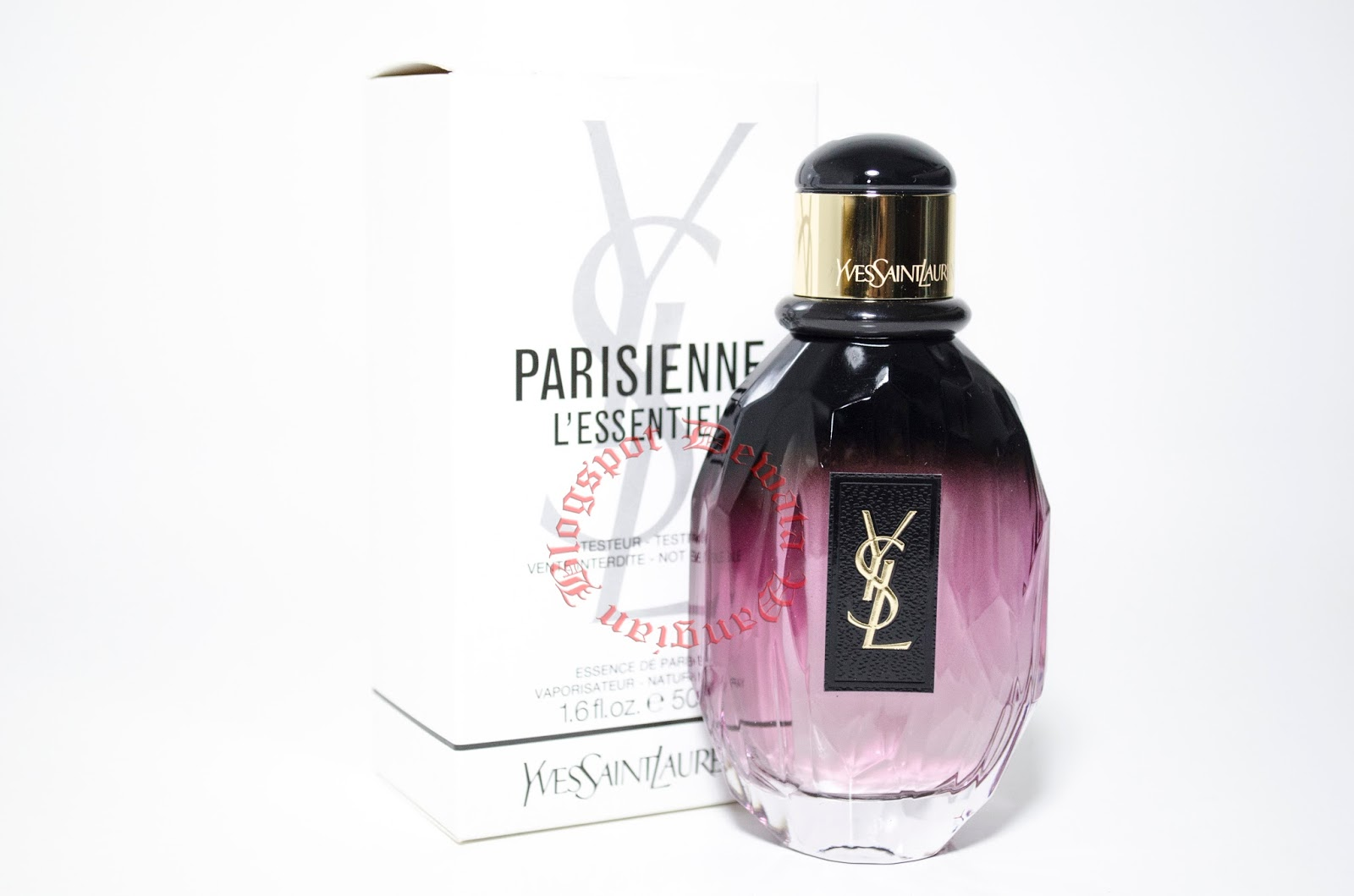 wangian perfume cosmetic original terbaik ysl parisienne l 39 essentiel tester perfume. Black Bedroom Furniture Sets. Home Design Ideas
