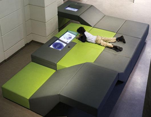Tilam Berteknologi Tinggi (4 Gambar)