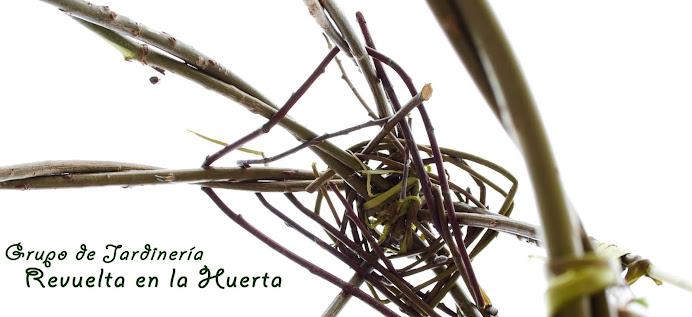 """Grupo de jardinería """"Revuelta en la Huerta"""""""