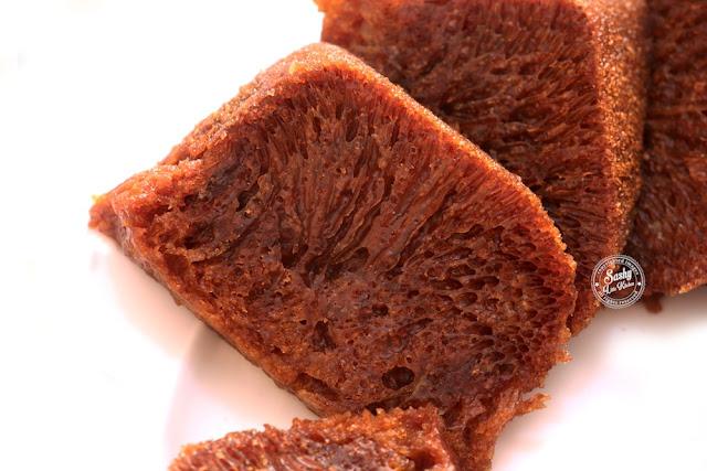 Bolu Caramel aka Kue Sarang Semut