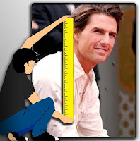 Tom Cruise Height - How Tall