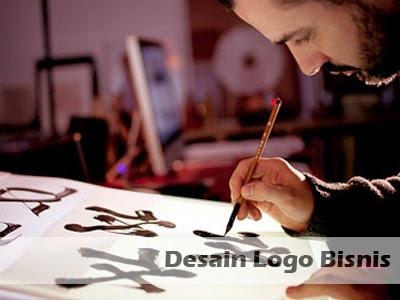 desain logo bisnis