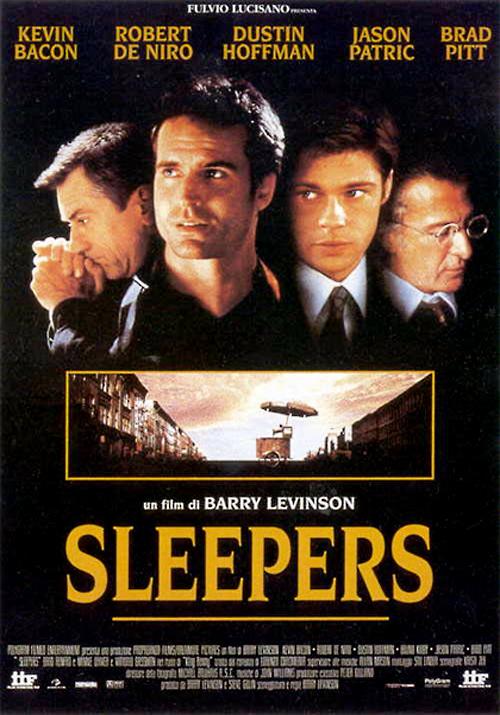 Ciakzone le frasi e le battute famose pi belle del film sleepers - Amici di letto frasi del film ...