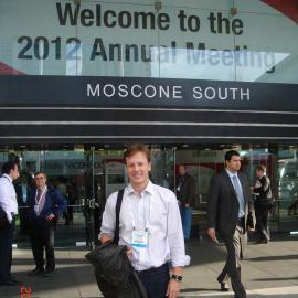 Congresso da Academia American de Ortopedia - San Francisco 2012