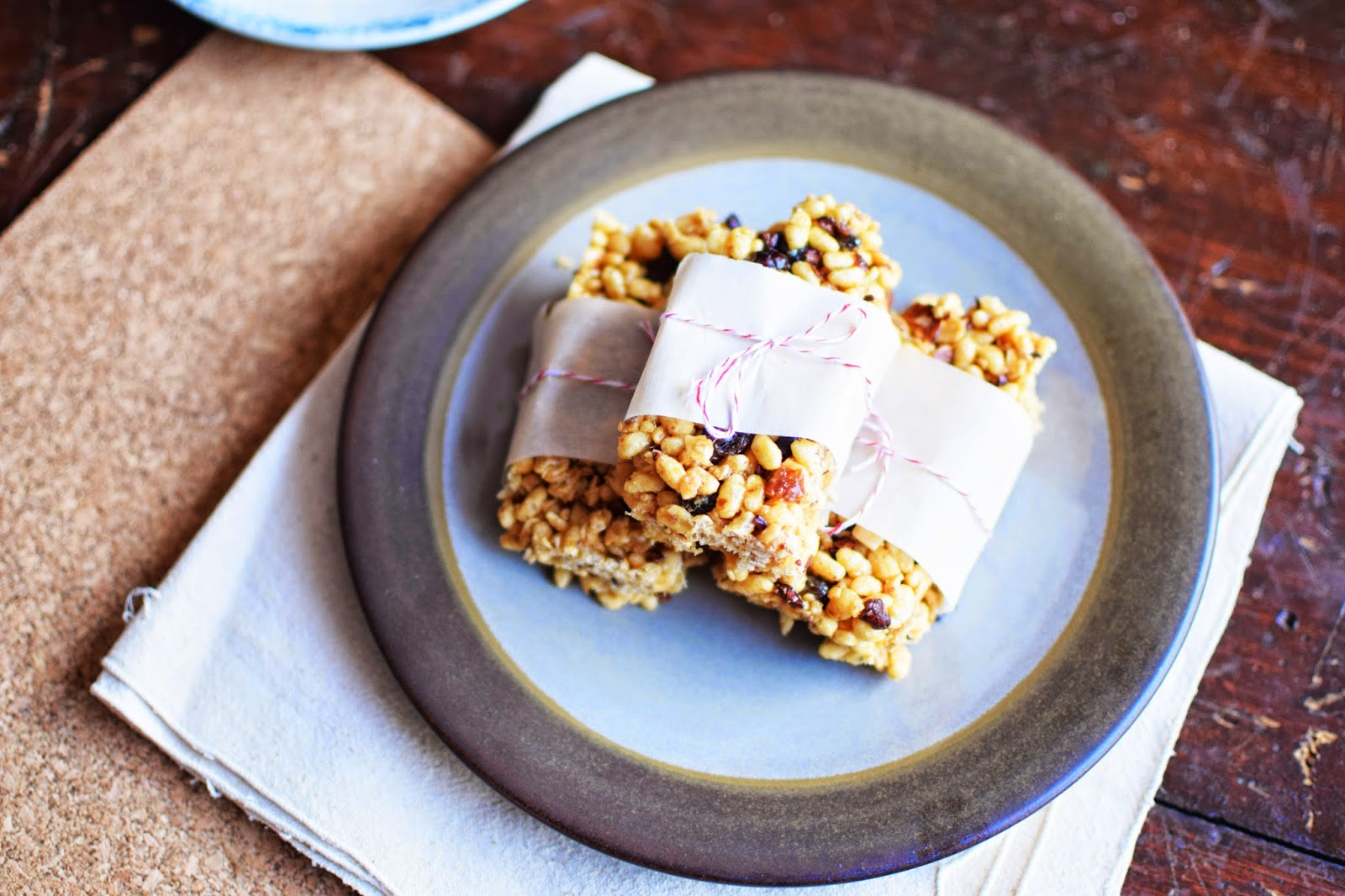 vegan gluten-free granola bars recipe