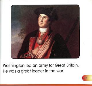 exclusive GOODBOOKSFORKIDS excerpt from Cassie Mayer's George Washington