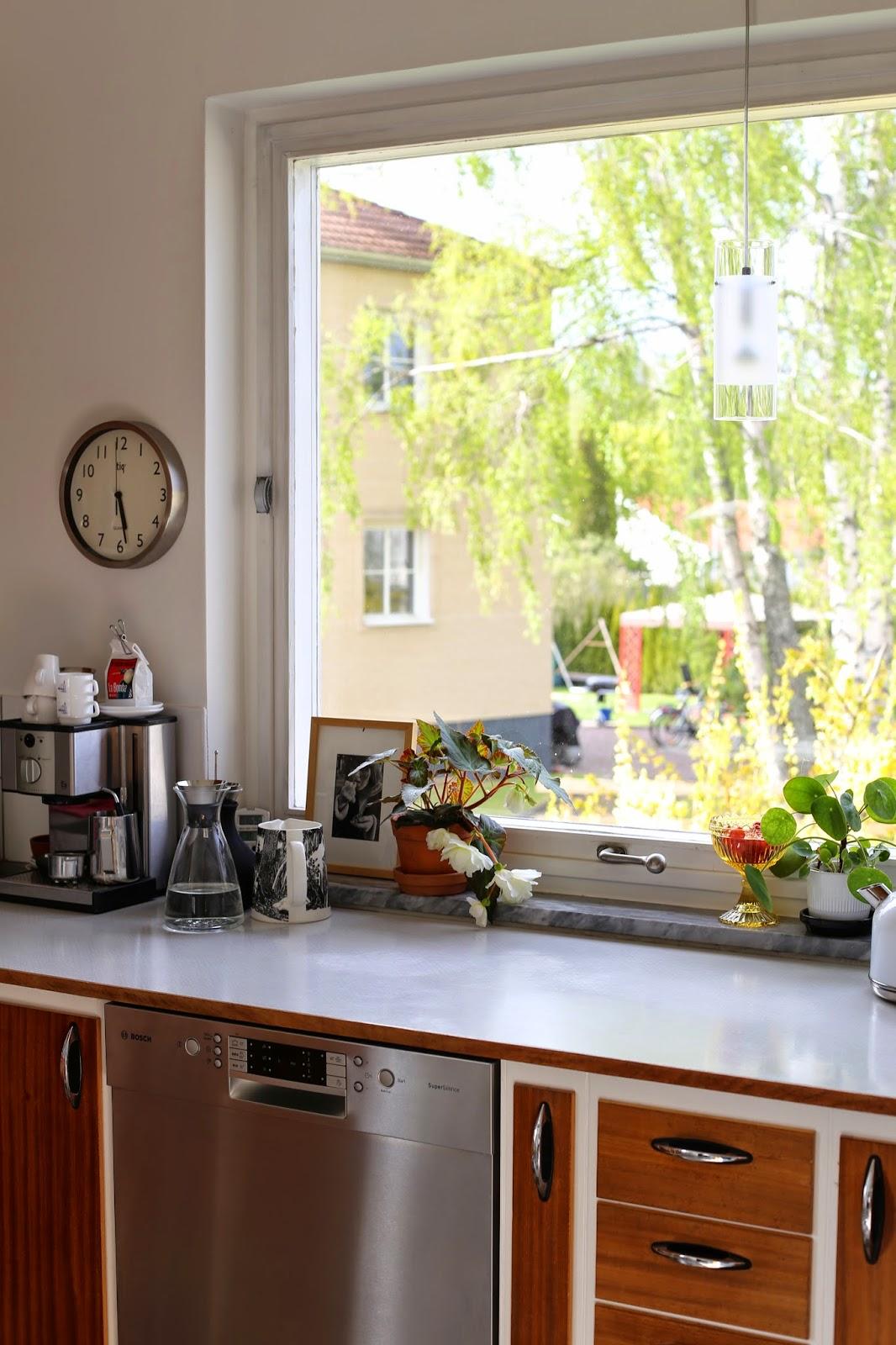 Mitt 60 talshus: ett rum och kök