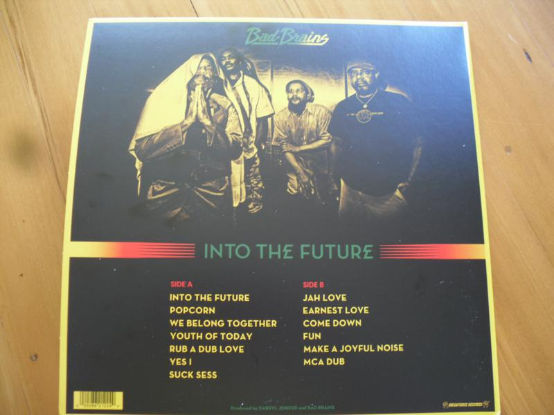 Into the Future - Song | Bad Brains | Free Internet Radio