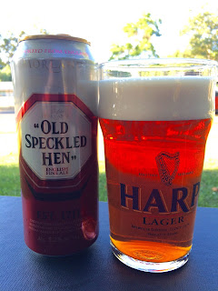 Old Speckled Hen English Fine Ale 1