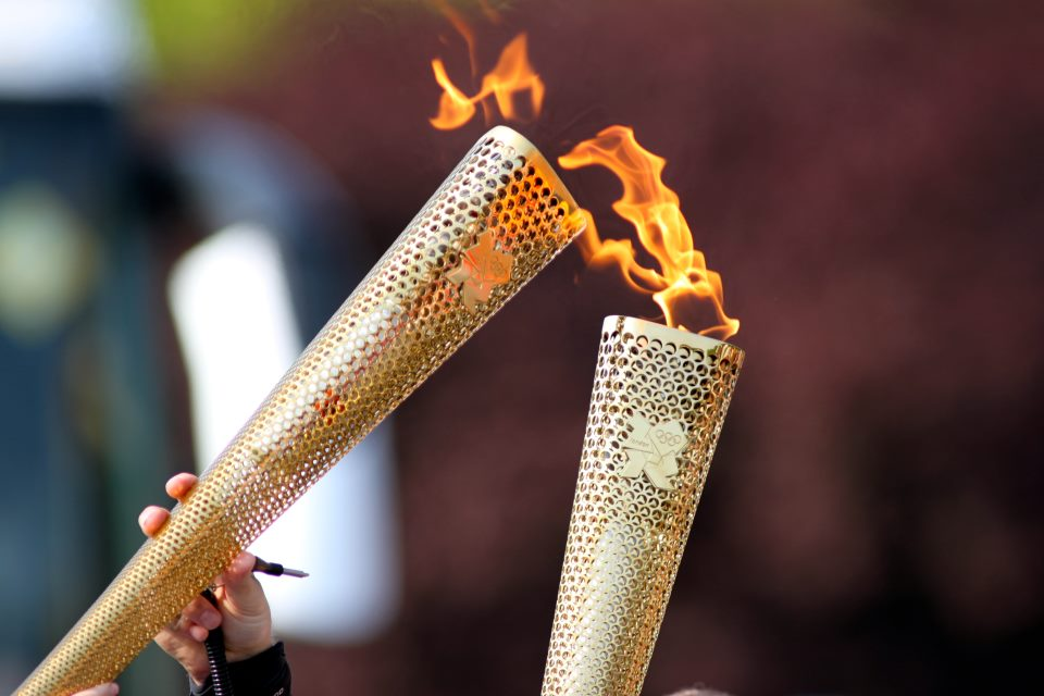 Olympic Torch Olympics