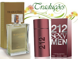 212 Sexy Men Perfume