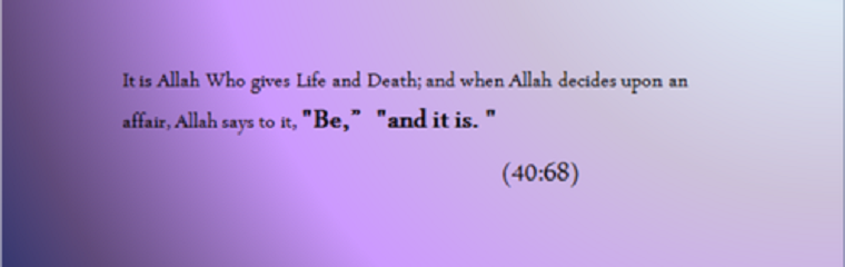 ALHUMDULILLAH,       ana Muslim.